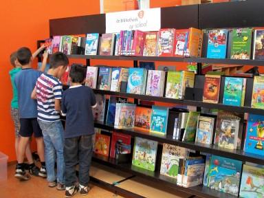 De bibliotheek op school - Idee bibliotheek ...